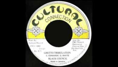 "Photo of 7"" Black Council – Ghetto Tribulation (& dub)"