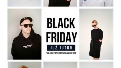 Photo of BLACK FRIDAY już jutro! A kolekcja 'Tape…