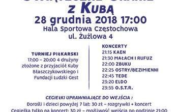 Photo of DZIŚ ŚWIĄTECZNE GRANIE Z Kuba Błaszczyko…