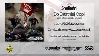 Photo of 02. Shellerini – Do Ostatniej Kropli (prod. Mikser, scratch – DJ Decks)