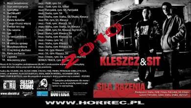Photo of KLESZCZ&SIT ft DWA ES STYL MÓJ prod STAHU SIŁA RAŻENIA 2010r