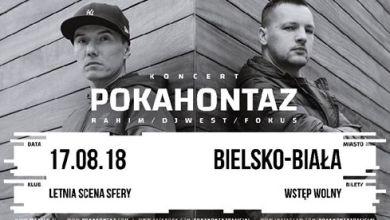 Photo of 17.08.18 Pokahontaz x Reset x Bielsko-Biała x wstęp wolny