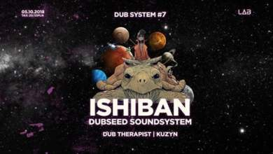 Photo of Dub System #7 Ishiban, Dubseed Soundsystem