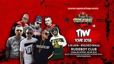 Photo of SPOX NIGHT 18 – TPS & TiW Team – Bielsko Biała