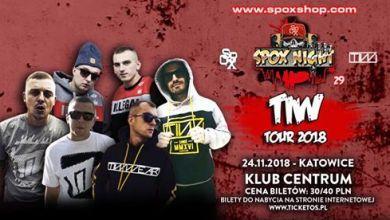 Photo of SPOX NIGHT 29 – TPS & TiW Team – Katowice