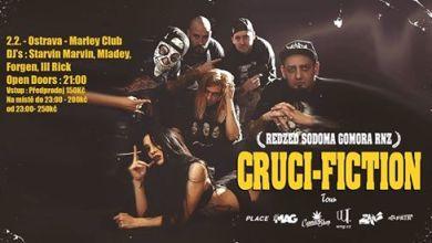 Photo of Tour – Cruci – Fiction / Redzed / Sodoma Gomora / RNZ /