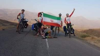 Photo of Big Heart Bike rowerem z Polski do Iranu / Herbatka Pana Radka