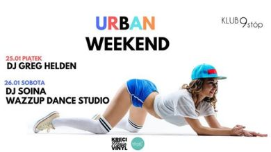 Photo of URBAN Weekend DJ's + Wazzup Dance Studio