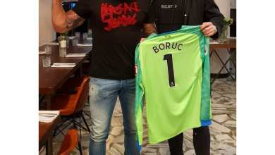 Photo of Artur Boruc x Jongmen