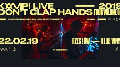 Photo of KAMP! Live Rzeszów, 22.02 Klub Vinyl