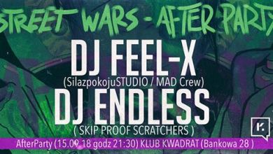 Photo of Street Wars – After Party
