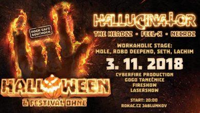 Photo of Halloween & Festival Ohně vol.2 / Rock Café Southock