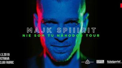 Photo of Majk Spirit Tour Ostrava – Křest alba Nie Som Tu Nahodou