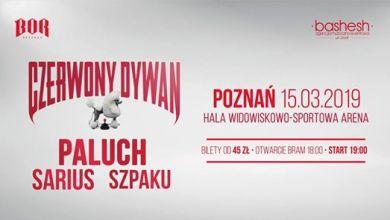 Photo of Paluch • Szpaku • Sarius w Poznaniu