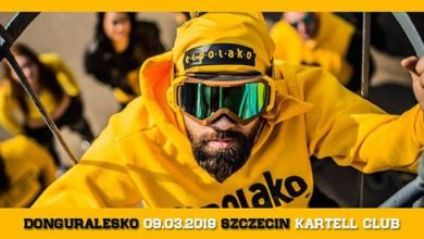 Photo of DonGURALesko 09/03/19 Szczecin, Kartell Club