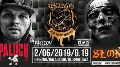 Photo of Gniezno Hip-Hop Night 02.06.2019: Paluch • Słoń