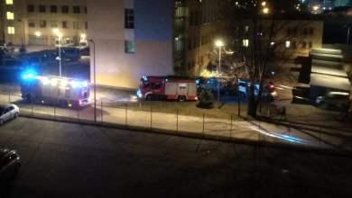 Photo of Pożar w Komendzie Wojewódzkiej Policji w Radomiu