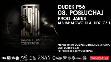 Photo of 08. Dudek RPK (2011) – POSŁUCHAJ (PROD. JARUS)
