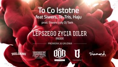 "Photo of 03. Paluch ""To co istotne"" ft. Siwers, Te-Tris, Haju prod. Siwers, cuty. DJ Taek"