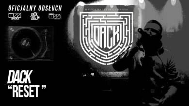 """Photo of DACK """"Reset"""" prod. Tytuz (Oficjalny odsłuch)"""