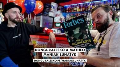 Photo of donGURALesko & Matheo – Maniak Lunatyk – [MIŁOŚĆ, SZMARAGD i KROKODYL]