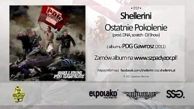 Photo of 07. Shellerini – Ostatnie Pokolenie (prod. DNA, scratch – DJ Show)