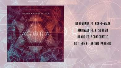 Photo of The Black Mantis Project – Agora [Full EP]