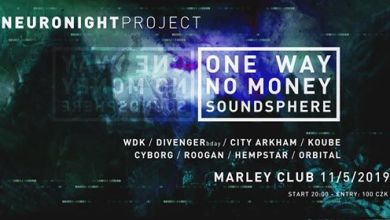 Photo of Neuronight Project with One Way + No Money