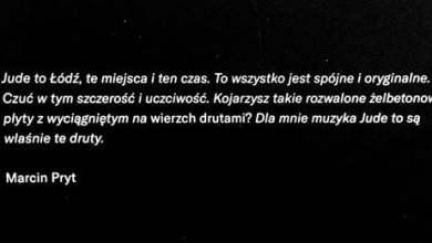 Photo of Marcin Pryt o twórczości JUDE Koncert j…