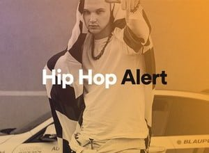 Photo of Hip Hop Alert, a playlist by Spotify