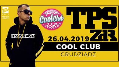 Photo of ★ 26/04 ★ TPS / ZDR ★ Koncert ★ Cool Club ★ Grudziądz ★