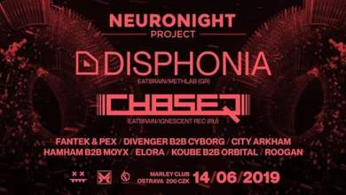 Photo of Neuronight Project with Disphonia + ChaseR