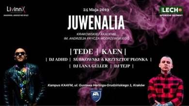 Photo of LivinnX Juwenalia Krakowskiej Akademii 2019 I TEDE I KAEN I