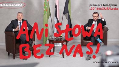 """Photo of Premiera klipu """"20"""" / ANI SŁOWA BEZ NAS / Noc Muzeów 2019"""