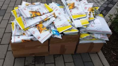 Photo of Jutro czekajcie na kurierów #HURT  Ryzyk…