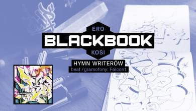 Photo of ERO KOSI – Hymn writerów f. Merd DT (prod. Falcon1)