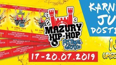 Photo of XVIII-ta Edycja Mazury Hip Hop Festiwal 2019