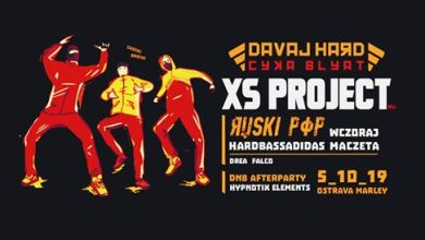 Photo of Davaj hard Cyka Blyat! w/ XS Project