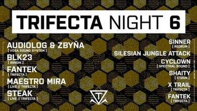 Photo of TRIFECTA Night w/ VOSA DJs & Sinner