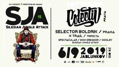 Photo of Silesian Jungle Attack no.15 w/ Colectiv, Selector Boldrik