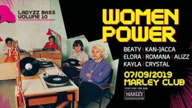 Photo of Ladyzz Bass vol. 10 / women power