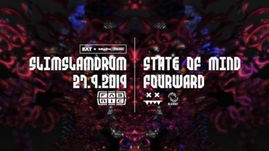 Photo of SSD w/ State of Mind & Fourward @Fabric 27-9-2019