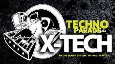 Photo of We-Are Crew present: Techno Parade vol.1 w/ X-Tech