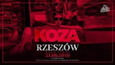 Photo of Koza w Rzeszowie   Klub Vinyl