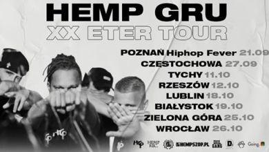 Photo of HEMP GRU XX Eter / Zielona Góra
