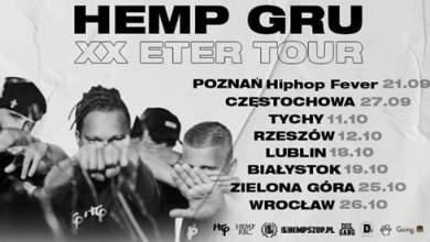 Photo of HEMP GRU XX Eter / Wrocław