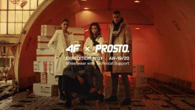 Photo of 4F x Prosto  EXPEDITION N°01