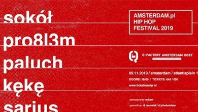 Photo of Sold out! Amsterdam.pl Hip Hop Festival 2019