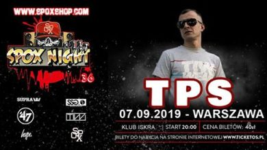 Photo of SPOX NIGHT 36 – TPS – Warszawa