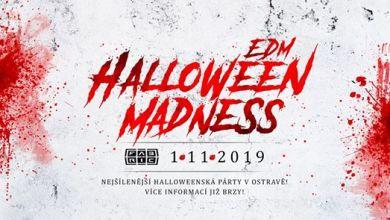 Photo of Halloween Madness EDM @Fabric 1-11-2019